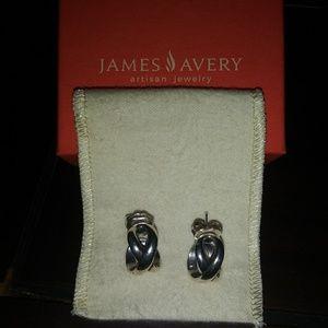 James Avery Jewelry - James Avery Infinity earrings